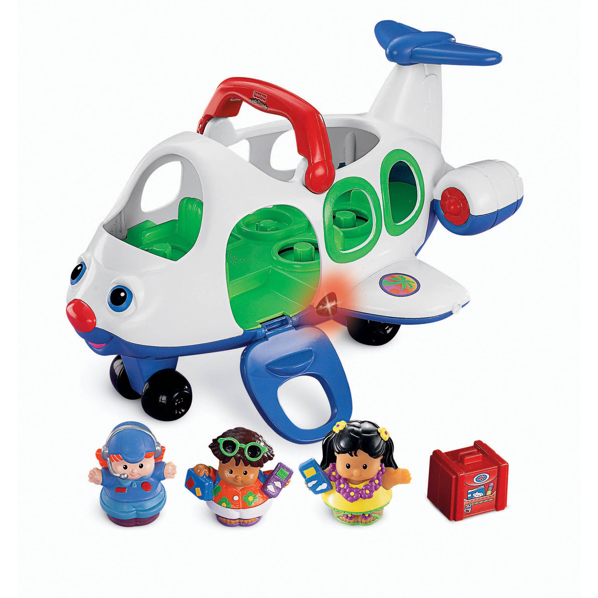 Little People Wheelies Race Car - Walmart.com