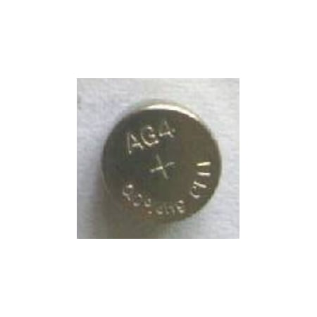 AG4 / LR626 Alkaline Button Watch Battery 1.5V - 10 Pack - FREE - Ag4 Batteries