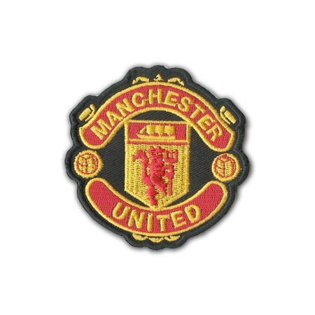 - MANCHESTER UNITED MUFC MAN U Embroidered Sew On iron Embroidered Patch 3
