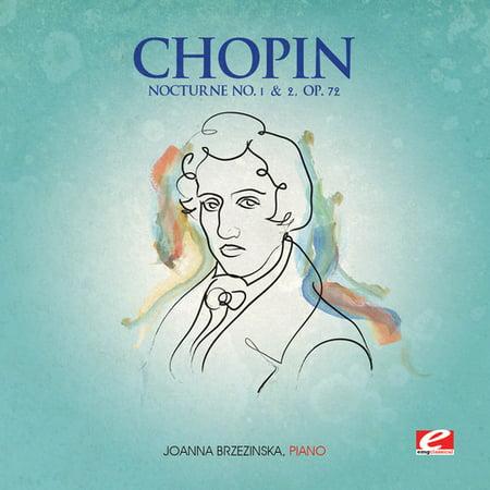 F. Chopin - Nocturnes 1 & 2 Op 72 [CD]
