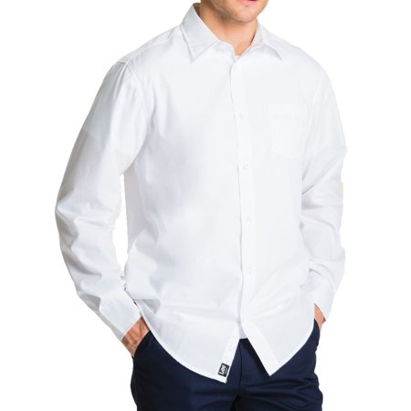 Lee Uniforms Young Men's Long Sleeve Dress Shirt