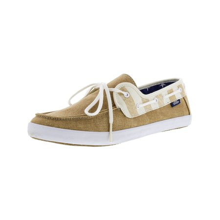 d132c57c23 VANS - Vans Women s Chauffette Americana Tan   Marshmallow Ankle ...