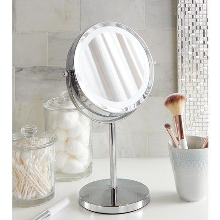 Better Homes & Garden LED Mirror - 5X Magnification