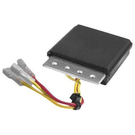 Quad Boss AYA6012 Regulator Stator/Rectifier - 3-Phase with Sensor (Stator Rectifier)