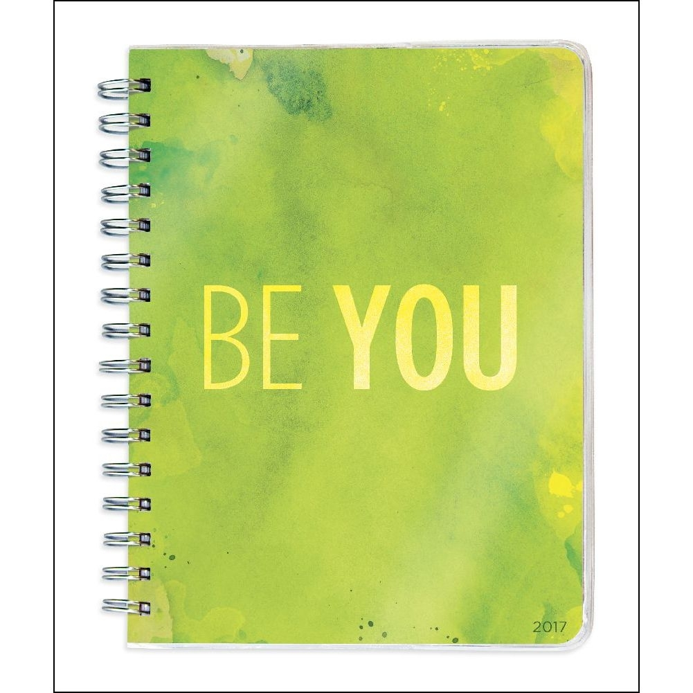 Be You 12 Month Softcover Engagement Calendar