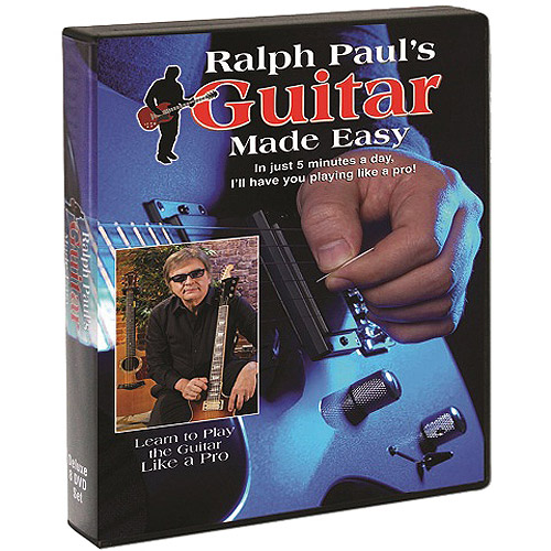 As Seen on TV Ralph Paul's Guitar Made Easy