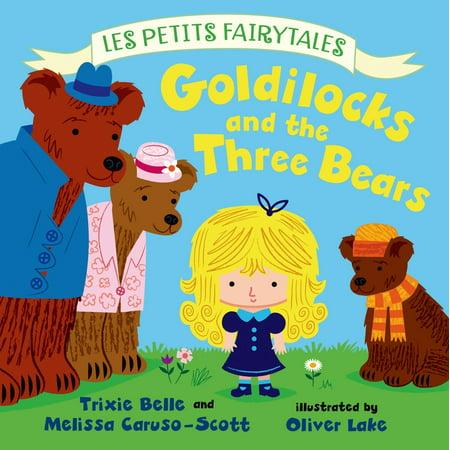Goldilocks And The Three Bears Halloween Costumes (Goldilocks and the Three Bears : Les Petits)