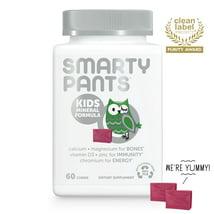 Multivitamins: SmartyPants Kids Mineral Complete