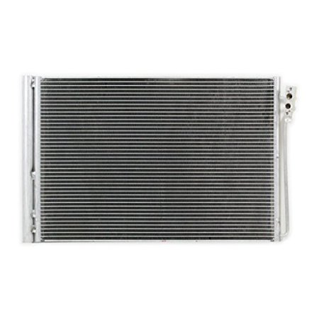 A-C Condenser - Pacific Best Inc For/Fit 3422 06-12 Land Rover Range Rover excl. Sport