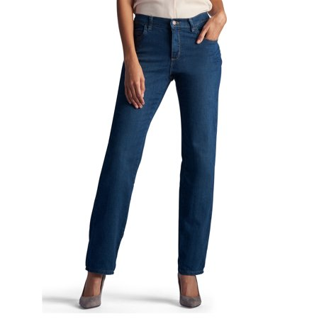 Women's Relaxed Fit Straight Leg Jean