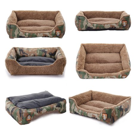 Wterproof Oxford Cloth Pet Warm Beds for Small / Medium / Large Dogs ...