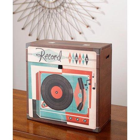 Vinyl Record Store - Record Album Storage Box
