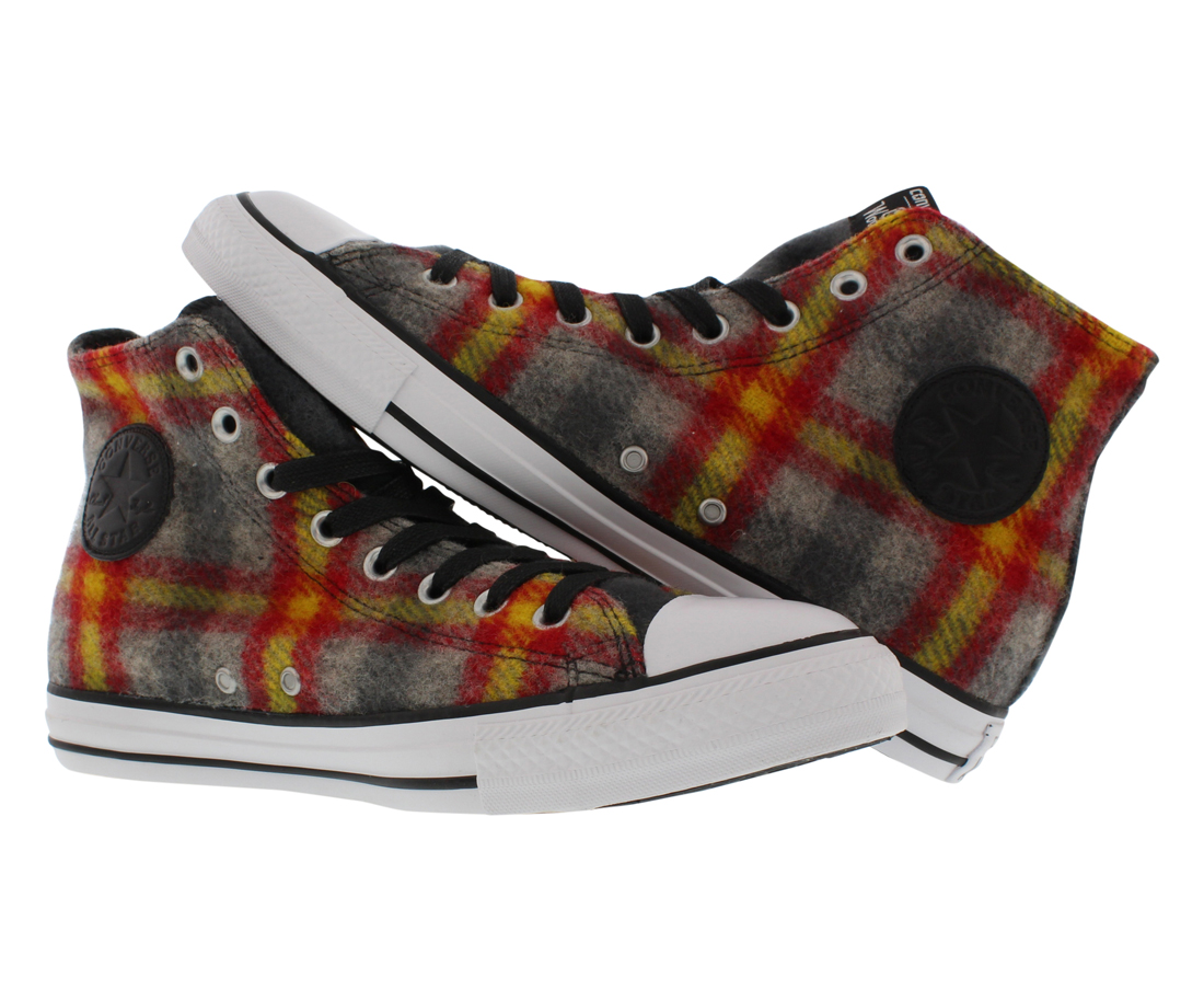 Converse All Star Hi Woolrich Size Casual Shoes Size Woolrich 7e30aa