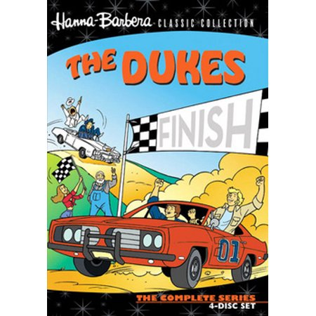 The Dukes: The Complete Series (DVD)