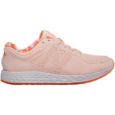 c798f2f8b76d8 New Balance - New Balance Women's Fresh Foam Zante v2 Running Shoes  (Pink/White, 6.0) - Walmart.com