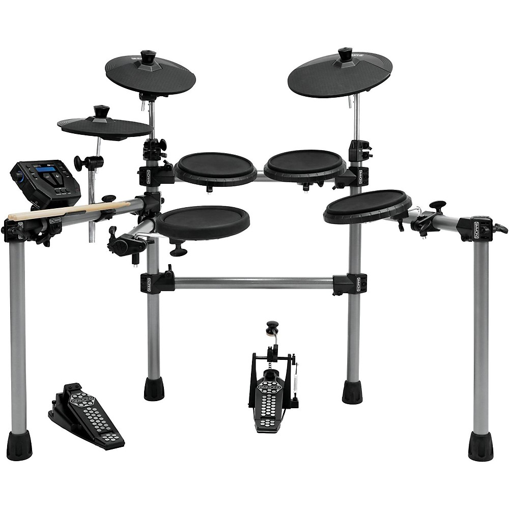 Simmons SD500 5-Piece Electronic Drum Set by Simmons