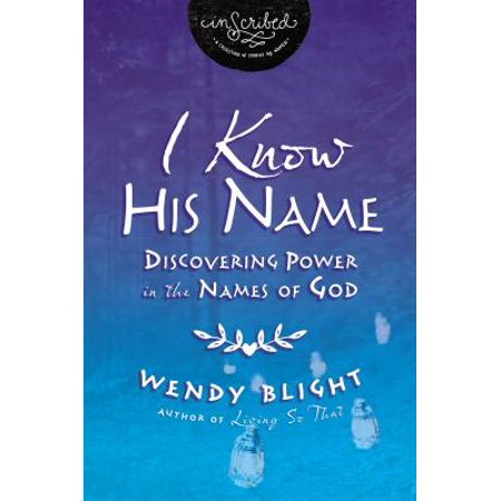I Know His Name : Discovering Power in the Names of