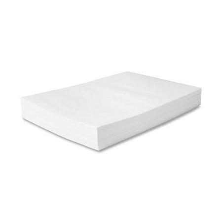 Sparco Memo Filler Sheet - 250 Sheet - Unruled - 4