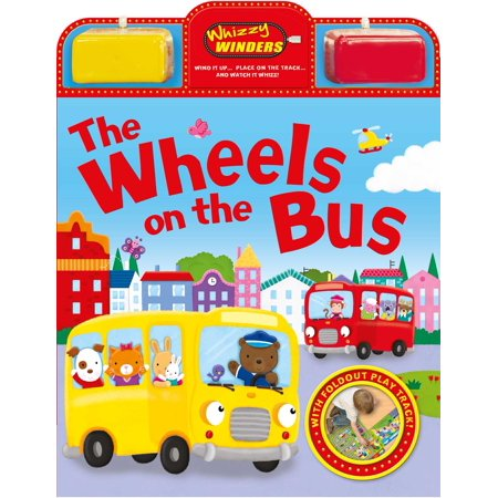 The Wheels on the Bus : With fold-out play track