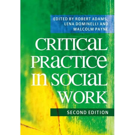 Critical Practice in Social Work - eBook