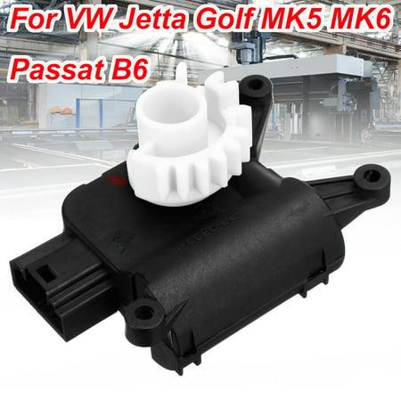 Air Recirculation Actuator Servo Motor Fits For VW Jetta Golf MK5 MK6 Automobiles Motorcycles Passat B6
