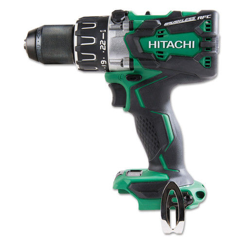 Hitachi DS18DBL2P4 18V Cordless Lithium-Ion Brushless Driver Drill (Bare Tool) by