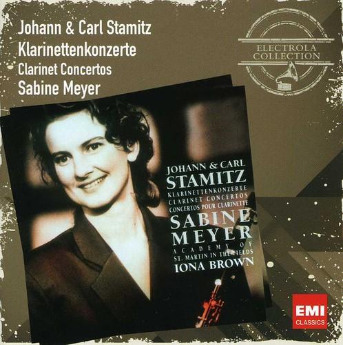J. Stamitz & C. - Klarine [CD]