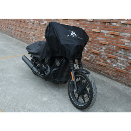 X AUTOHAUX M Lightweight Outdoor Motorcycle Half Cover for Harley Davidson Sportbikes - image 4 of 7