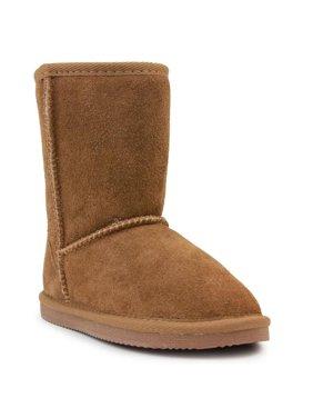 Lamo Sheepskin CK0712Y-CNT-12Y Kids Classic Boot, Chestnut - 12 Years