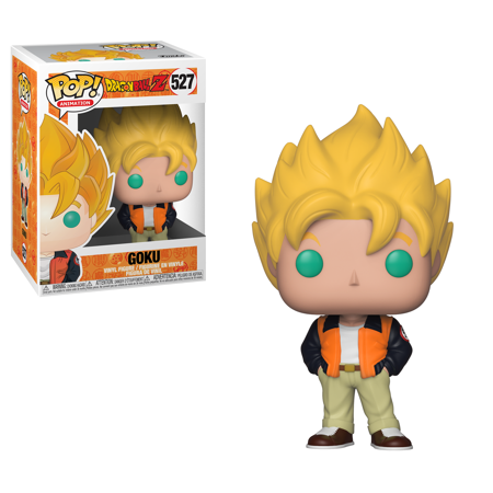 Funko POP! Animation: DBZ S5 - Goku (Casual)](Tien Dbz)