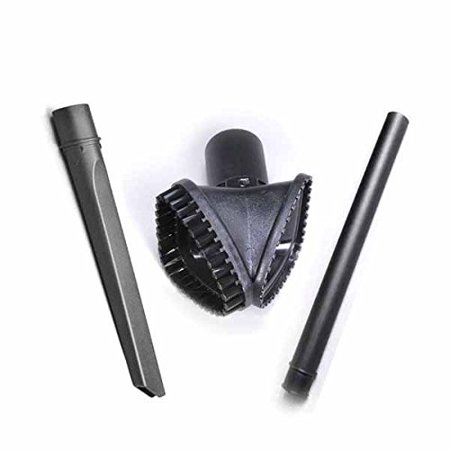 Bissell Upright Vacuum Cleaner 3 pieces Attachment Kits Includes 1pk Crevice Tool, 1pk Combo Dust Brush and 1pk Wand Assembly, Fits Bissell Models 98N4, 92L3, 92L31,.., By Top Vacuum Parts