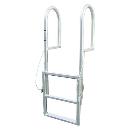 Extreme Max 3005.3458 Sliding Dock Ladder - 3 Step