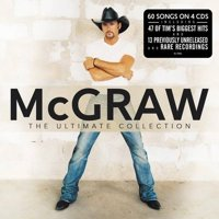 Tim McGraw: The Ultimate Collection (Walmart Exclusive) (4CD)