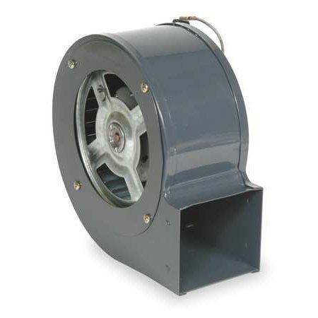 DAYTON 1TDP4 Rectangular Rolled OEM Specialty Blower, 70 cfm, 1580 RPM