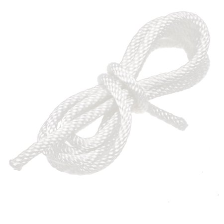 1.4M 5mm OD Recoil Starter Rope Pull Cord Engine Accessory for 188/190F Double Rope Side Pull