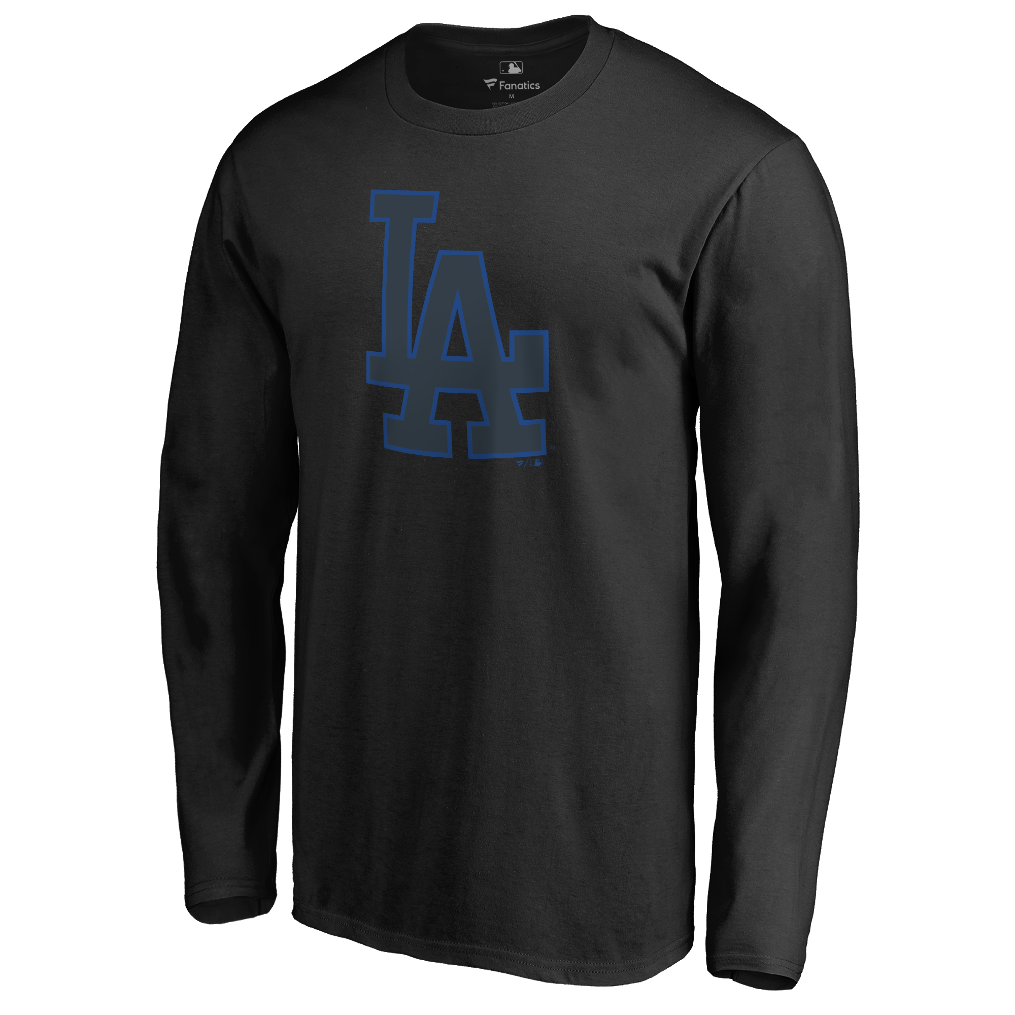 Los Angeles Dodgers Taylor Long Sleeve T-Shirt - Black