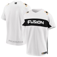 Philadelphia Fusion Staple 2020 Authentic Home Jersey - White