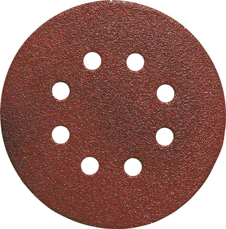 Porter-Cable 725800625 Sanding Disc, 5 in, 60 Grit