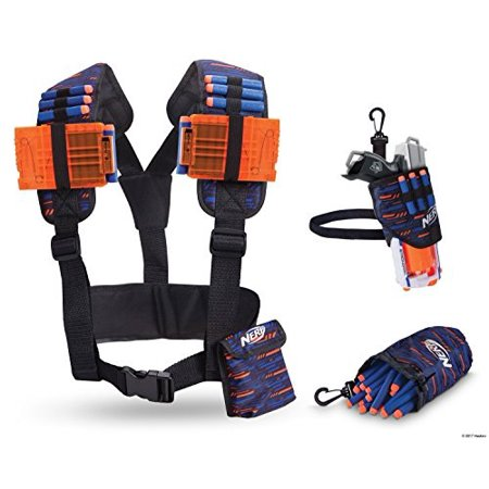 NERF - ELITE Multi-Pack Mobile Gear Pack