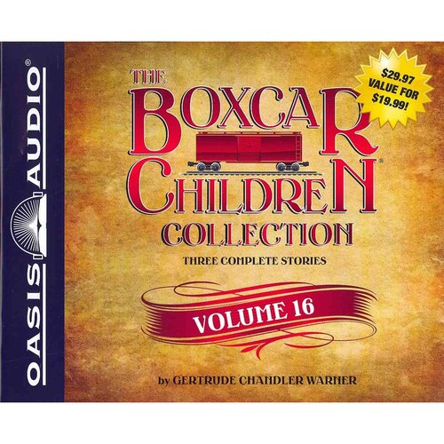 Boxcar Children Collection: Three Complete Stories