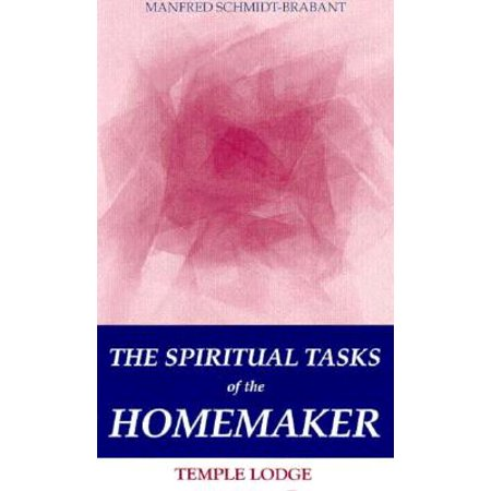 Spiritual Tasks of the Homemaker](Homemakers Halloween)