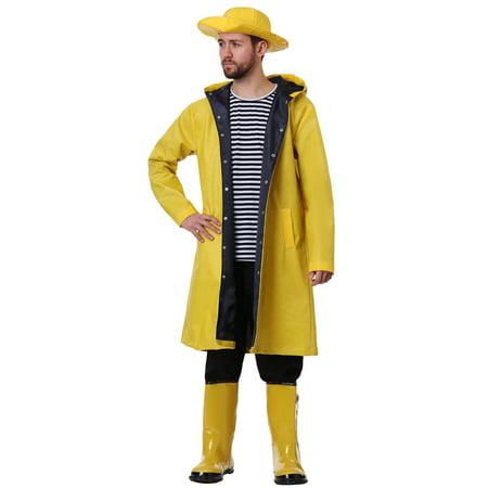 Fisherman Costume for Men (Fish Man Costume)