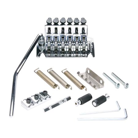 Floyd Rose Special Series Tremolo Bridge with R2 Nut (Strings Floyd Rose)