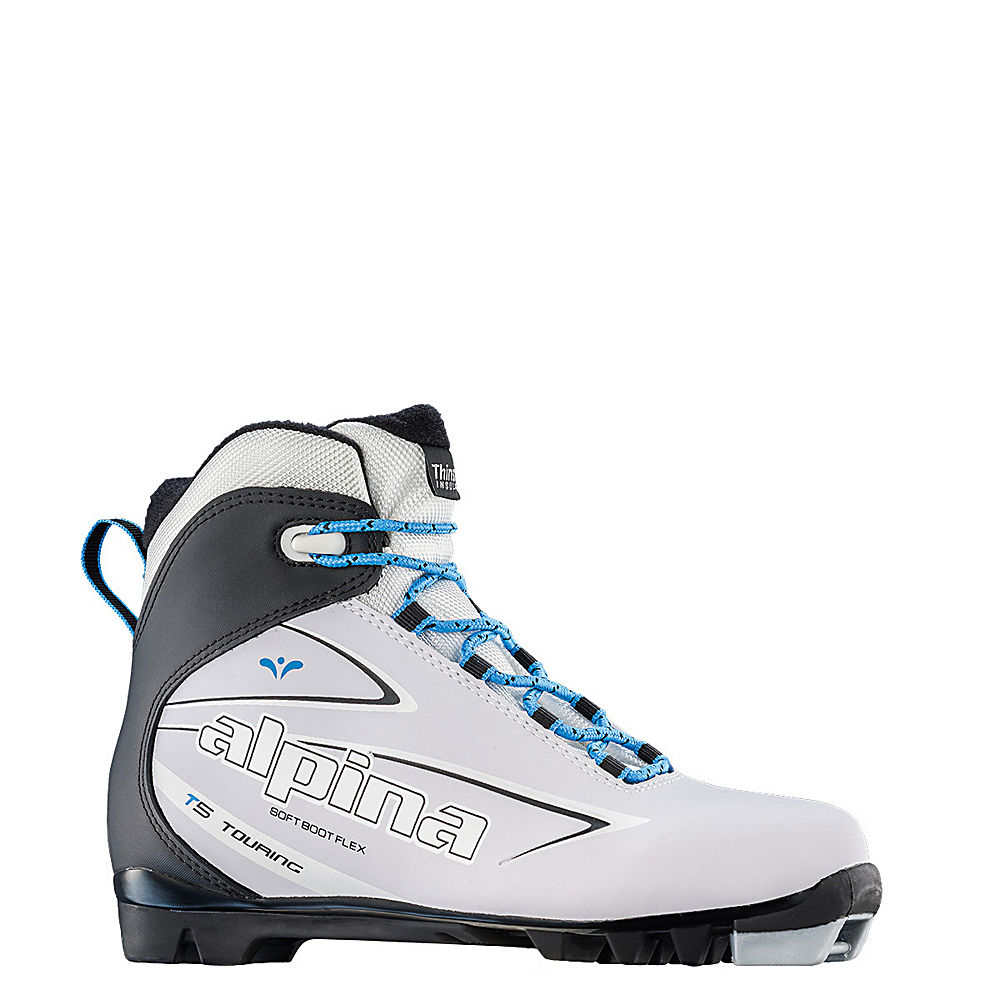 Alpina T 5 Eve Womens NNN Cross Country Ski Boots 2017 by Alpina