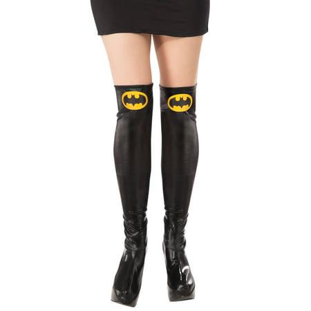 Halloween Events Dc Area (Batgirl Boot Tops)