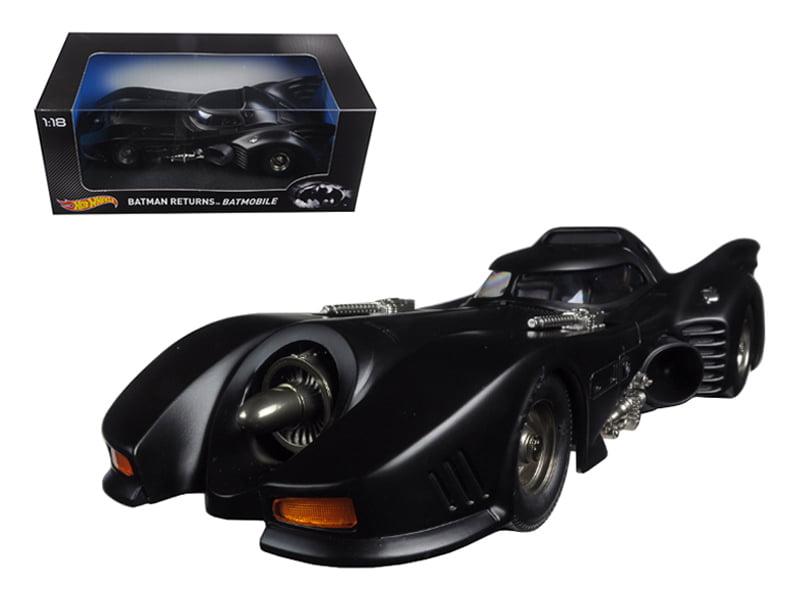 Batman Returns Batmobile 1 18 Diecast Model Car by Hotwheels by Hot Wheels