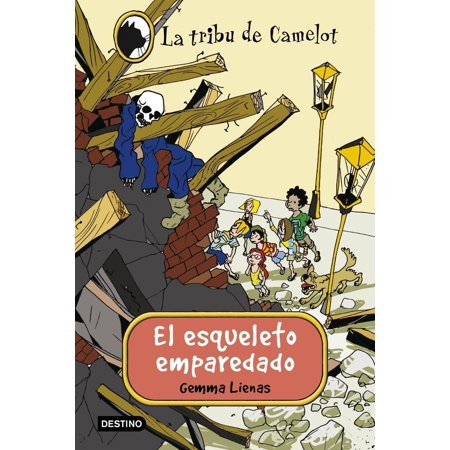 El esqueleto emparedado - eBook (Pareja Esqueletos Halloween)