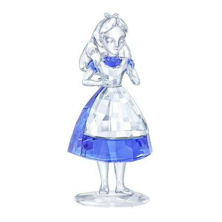 1aa7fbbad Swarovski Disney Crystal Figurines ALICE - 5135884 - Walmart.com