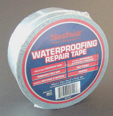 Eternabond Uvw 4 5 Kit Roof Repair Tape Kit 4 In X 5 Ft