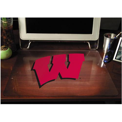 "ES Robbins University of Wisconsin Badgers Non-Glare Deskpad, 19"" x 24"""